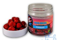 Solid Boilies Eurostandard Series Strawberry.